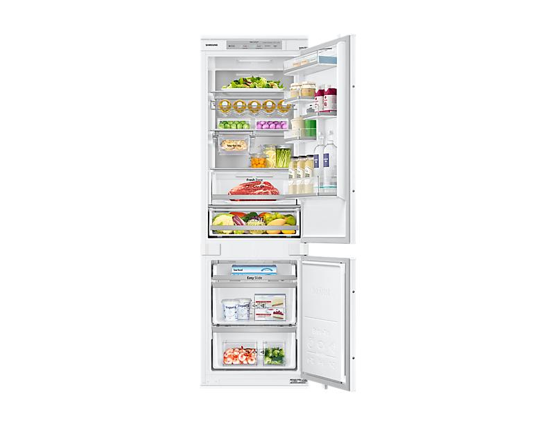 Samsung f1rst il primo frigo incasso total no frost - Temperatura freezer casa ...