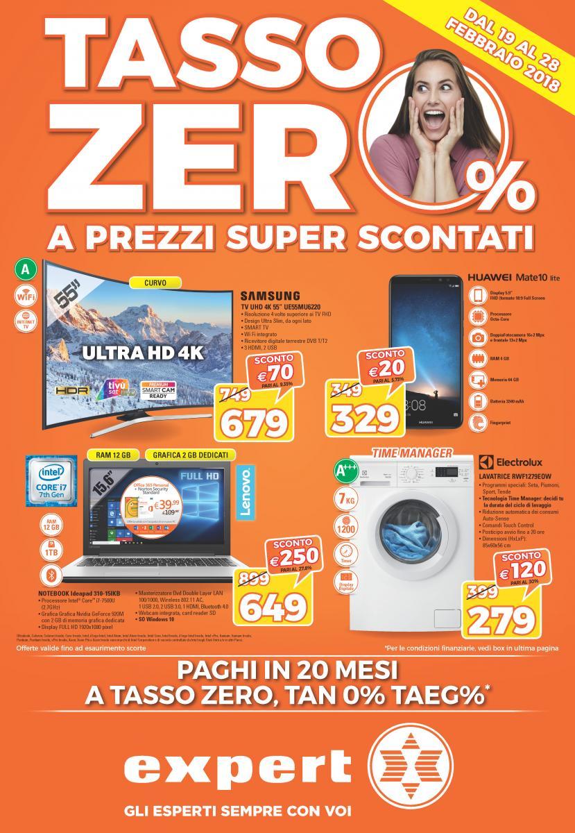 tassoZero prezzi scontati Pagina 1